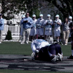 Tufts Lacrosse vs. Middlebury [2010 Highlights]