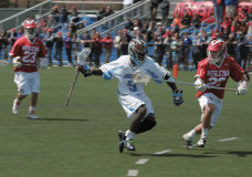 Tufts Lacrosse vs. Wesleyan